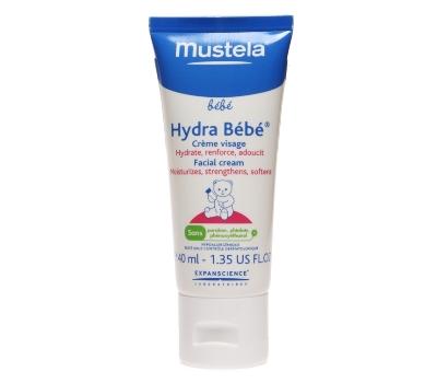 Mustela Bebé Hydra Creme Rosto