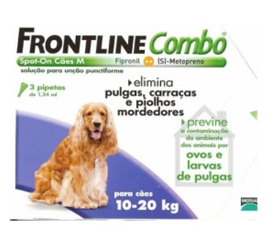 Frontline Combo® Cães 10 a 20 kg