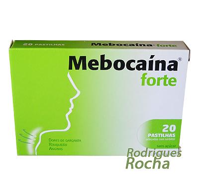 Mebocaína Forte