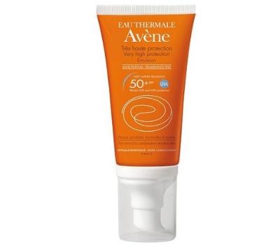 Avène Solar Creme Sem Perfume SPF 50+
