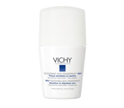 Vichy Anti Transpirante Calmante Roll on