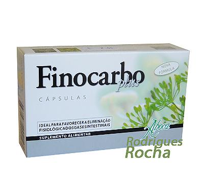 Finocarbo plus Cápsulas