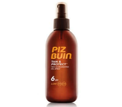 Piz Buin Tan & Protect Óleo SPF 6