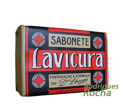 Lavicura Sabonete