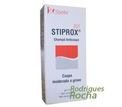 STIPROX Plus Champô anticaspa. Caspa moderada a grave