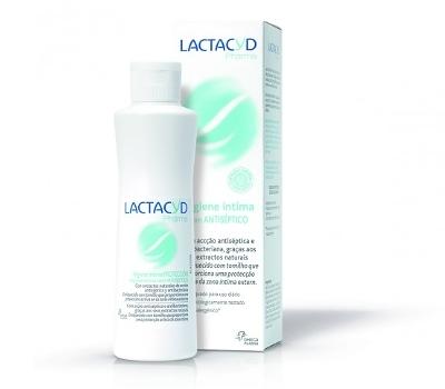 Lactacyd Higiene Íntima com Antiséptico