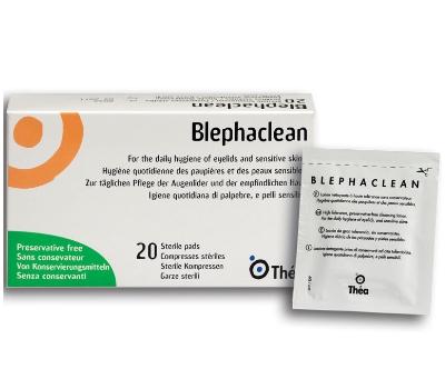 Blephaclean 20+10 Grátis