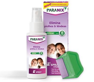 Paranix Spray de Tratamento