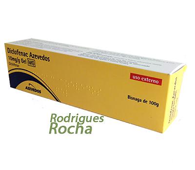 Diclofenac Azevedos