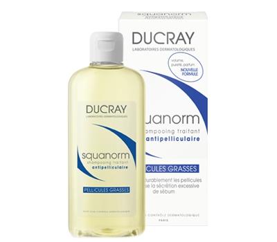 Ducray Squanorm Champô Caspa Oleosa