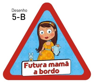 Autocolante Personalizado 5-B