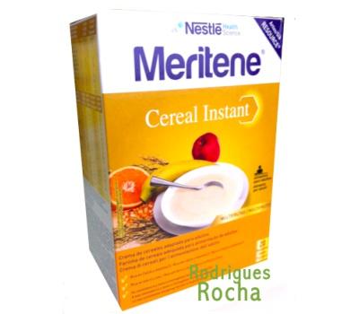 Meritene Cereal Instant Multifrutas