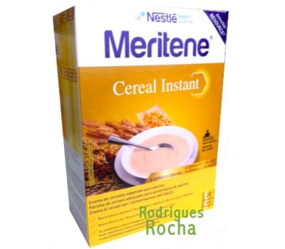 Meritene Cereal Instant 8 Cereais e Mel