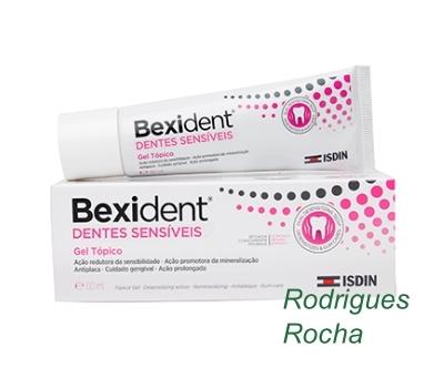 Bexident Dentes Sensíveis Gel Tópico