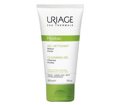 Uriage Hyséac Gel de Limpeza